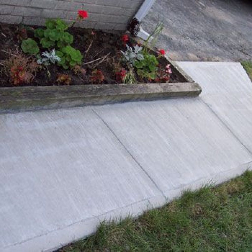 concrete-walkway